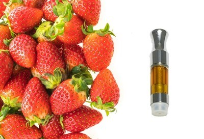 Strawberry-1,000mg cartridge