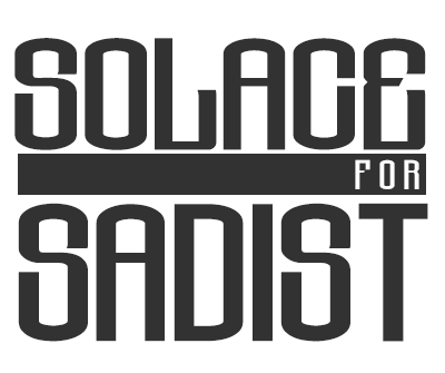 Font License for Solace for Sadist