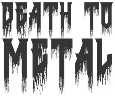 Font License for Death to Metal