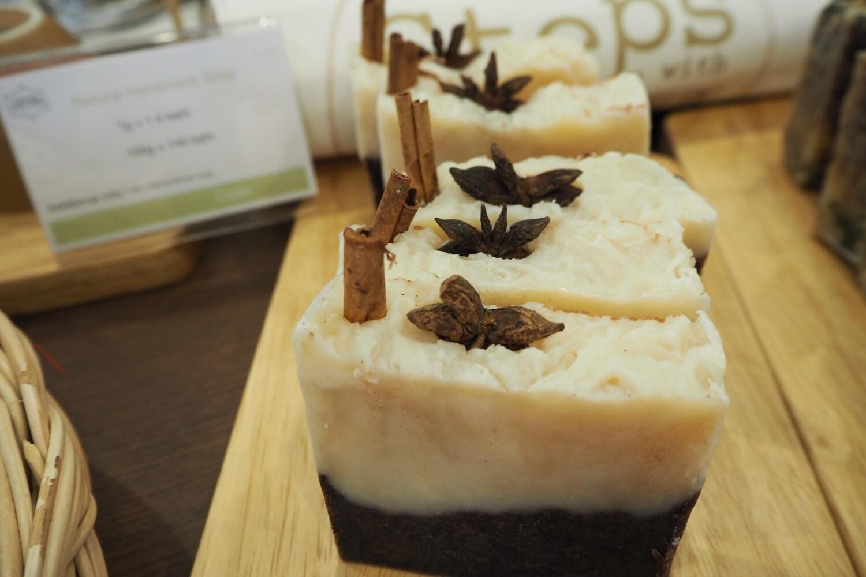 Soap Opera Cinnamon Soap