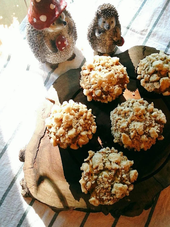 Vegan Banana Crumble Muffin (6 pack)