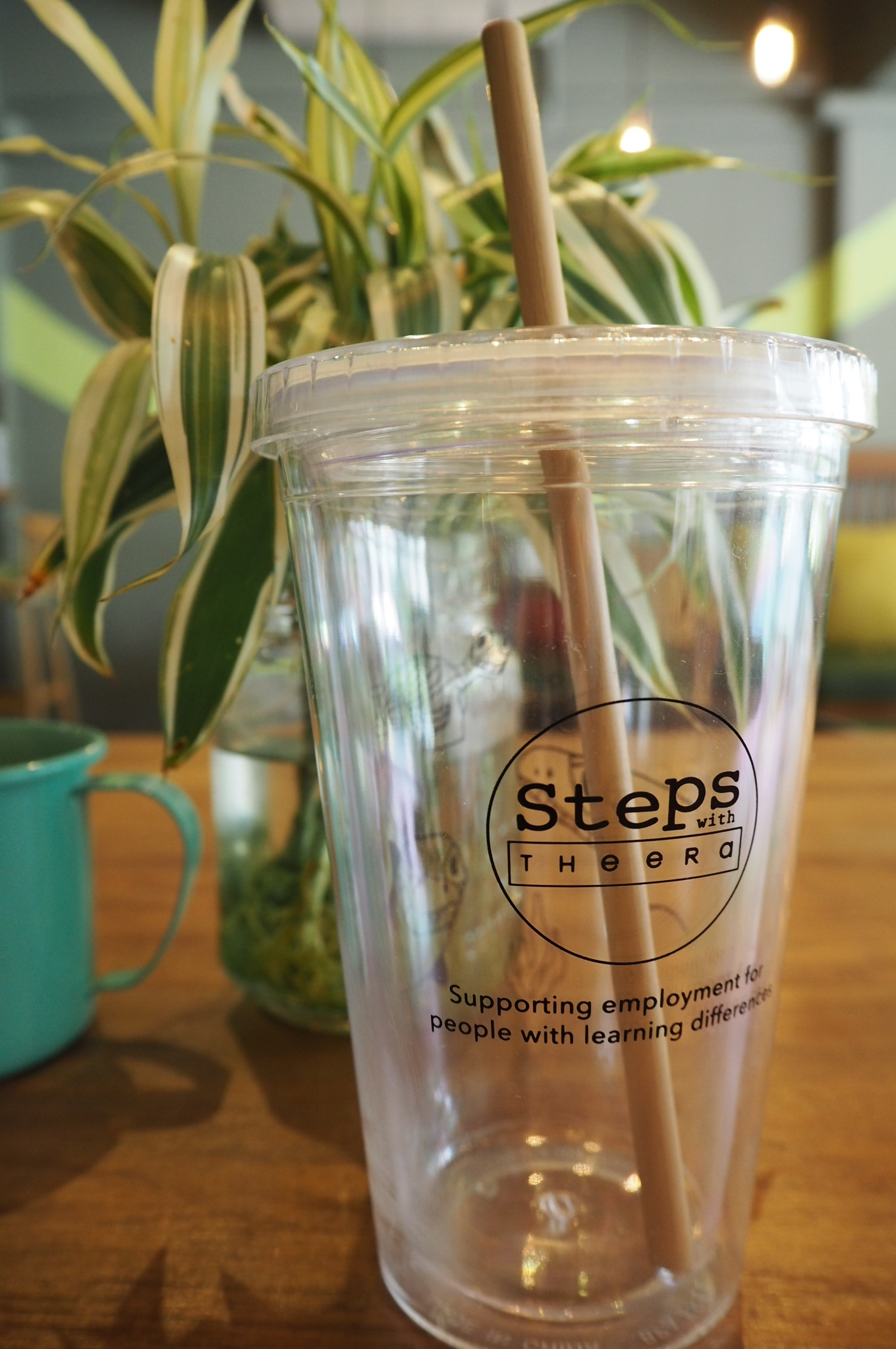 Steps Save the World Reusable Cup 00005