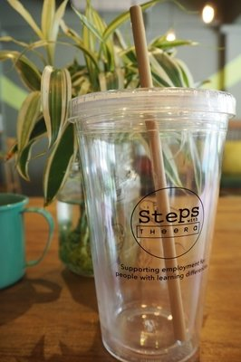 Steps Save the World Reusable Cup