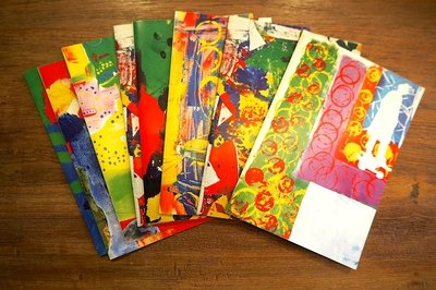 Steps Greeting Card Sets