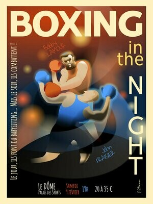 Boxing in the Night !