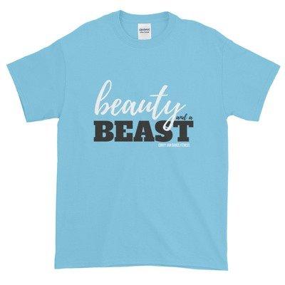beauty and a BEAST Short-Sleeve T-Shirt