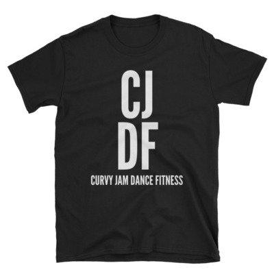 CJDF Logo Short-Sleeve Unisex T-Shirt