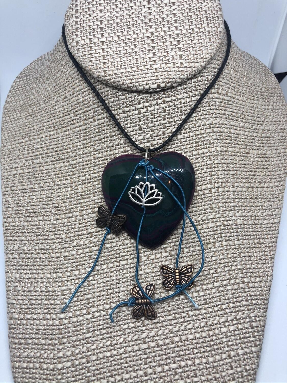 Healing Heart Necklace