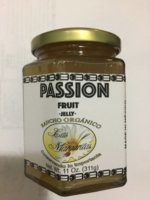 Passion Fruit Jelly 8 oz