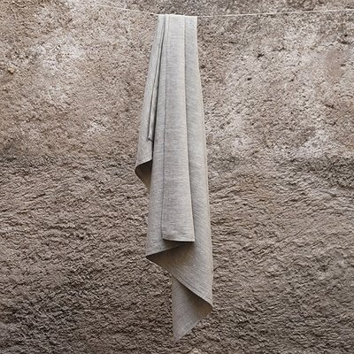 100% Pure Flax Linen Bath Towel/Sheet