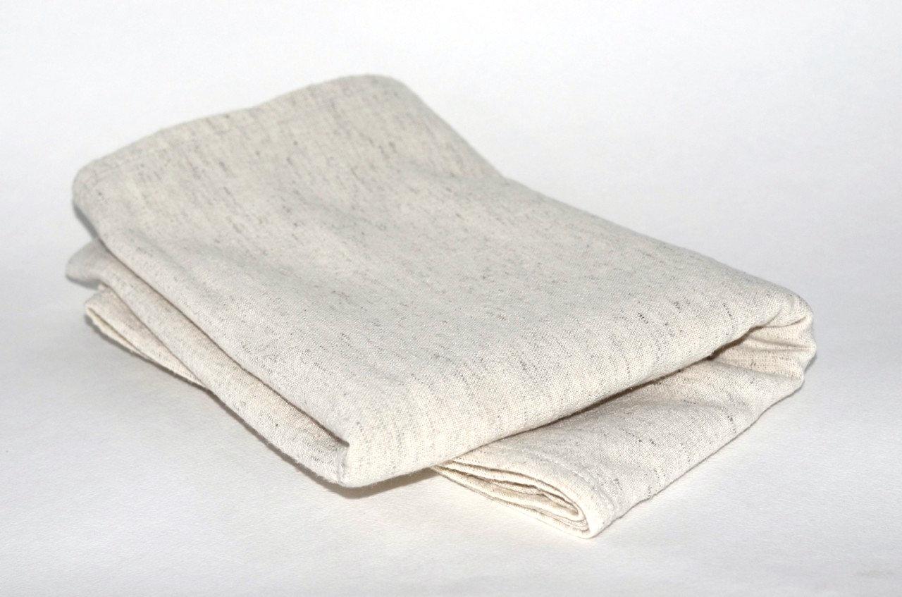 Pre-Shrunk Pre-Washed Hemp Bath Towel