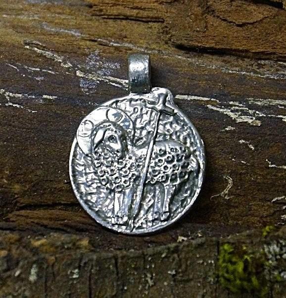 Медальон «Агнец Божий»