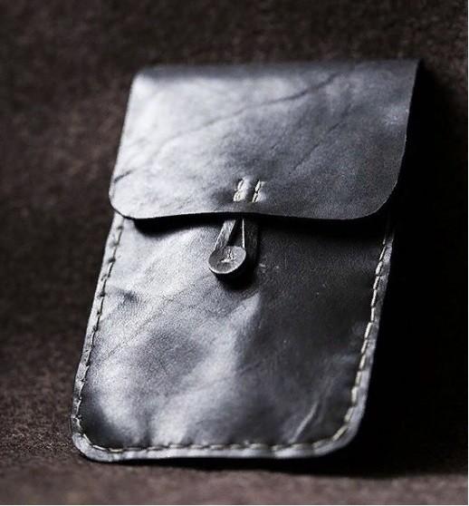 Чехол из натуральной кожи для иерейского креста