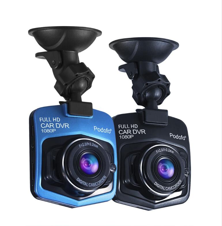 Podofo A1 Mini Car DVR Dash Cam Camcorder 1080P Full HD