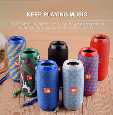 TG117 Bluetooth Outdoor Speaker