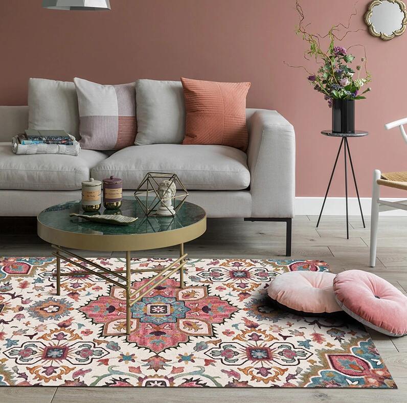 Vintage Geometric Carpets