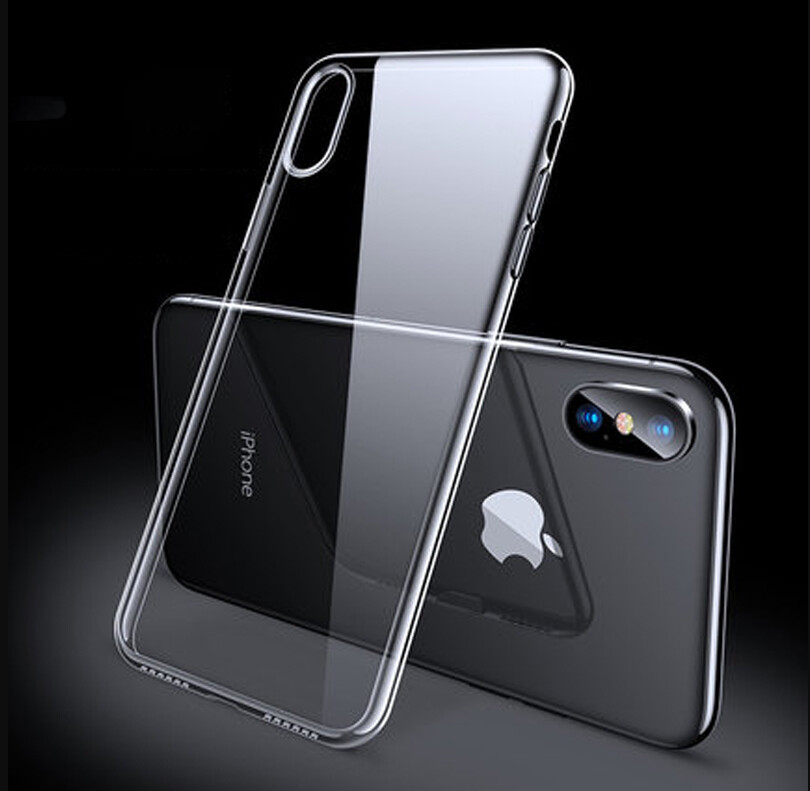 Transparent Ultra Thin Case for iphone