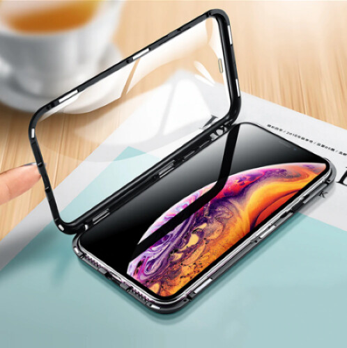Double-sided Glass iphone Case