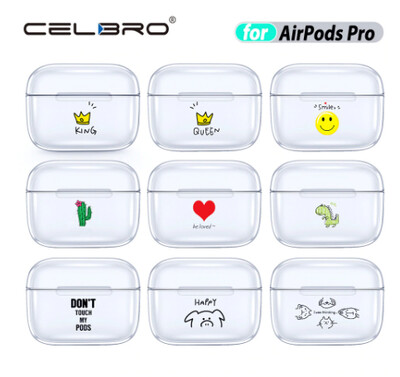 Clear Case Cover for AirPods Pro