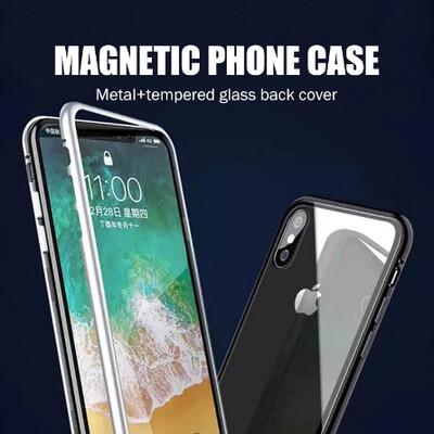 Magnetic Attraction Case For iPhone 11