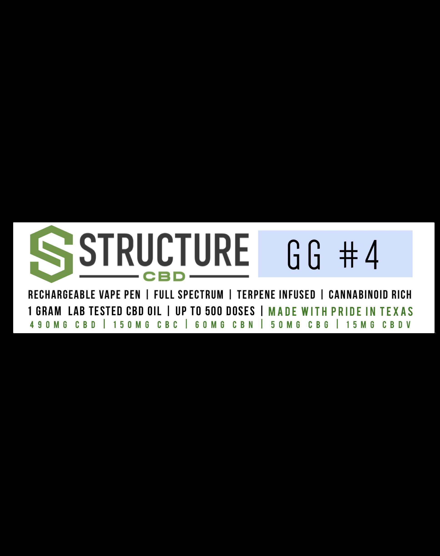 Structure FullSpectrum Vaporizer Kits - Assorted Profiles