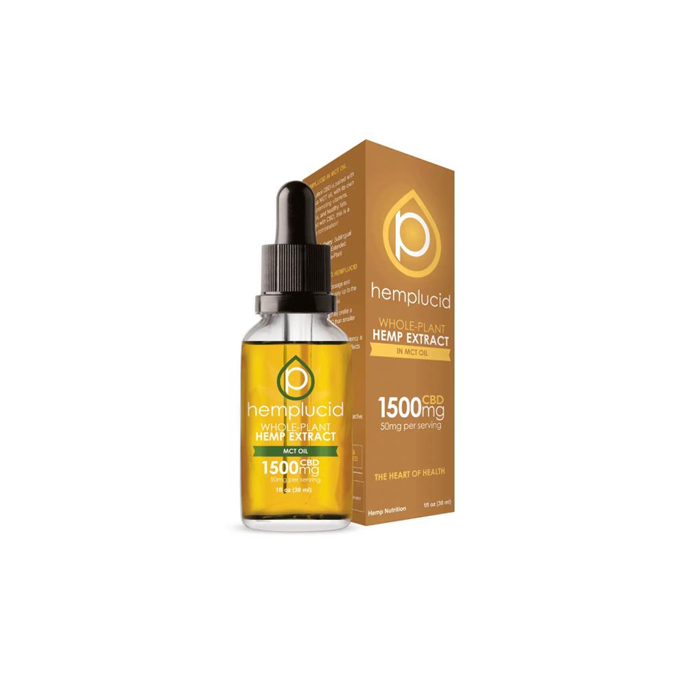 Hemplucid CBD MCT Oil 00000
