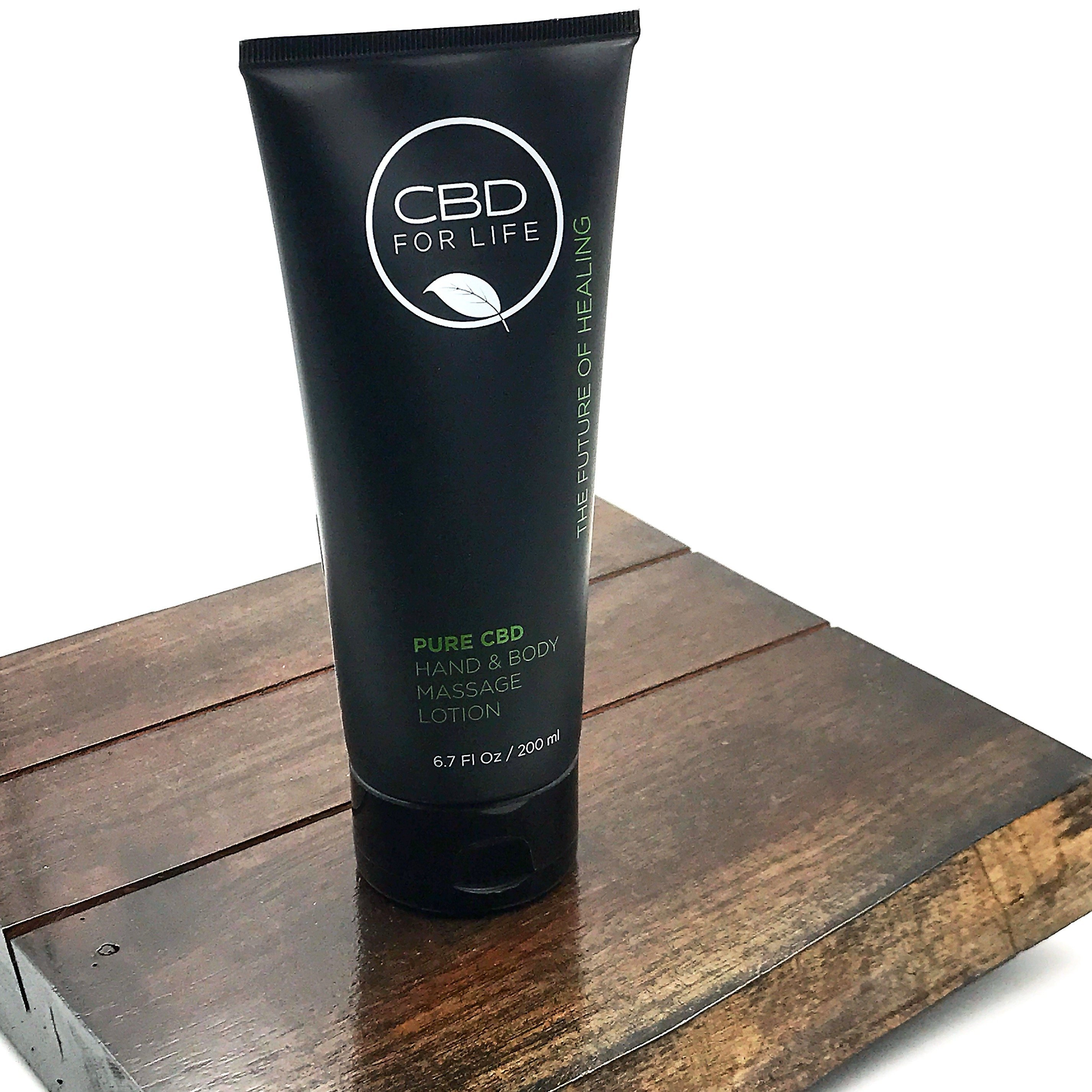 CBD for Life - Hand and Body Lotion
