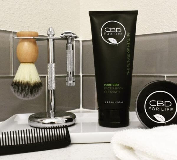 CBD for Life - Face and Body Cleanser