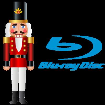 Nutcracker Blu-Ray