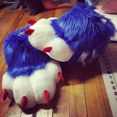 Fursuit Feetpaws
