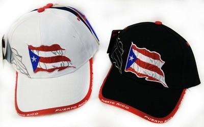 Puerto Rico Hats