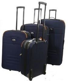"""4 PC Luggage set size 32"""" 29"""" 24"""" 20"""""""