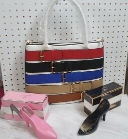 Limited Edition Luxury 40 Plus. Ladies Handbag and Perfume