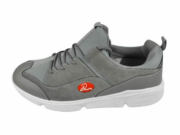 Silver Men's Shoes