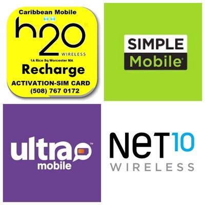 Pick SIM Starter Kit Bundle.Best prepaid wireless plans No-Contract