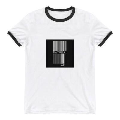 Ringer T-Shirt-bar code