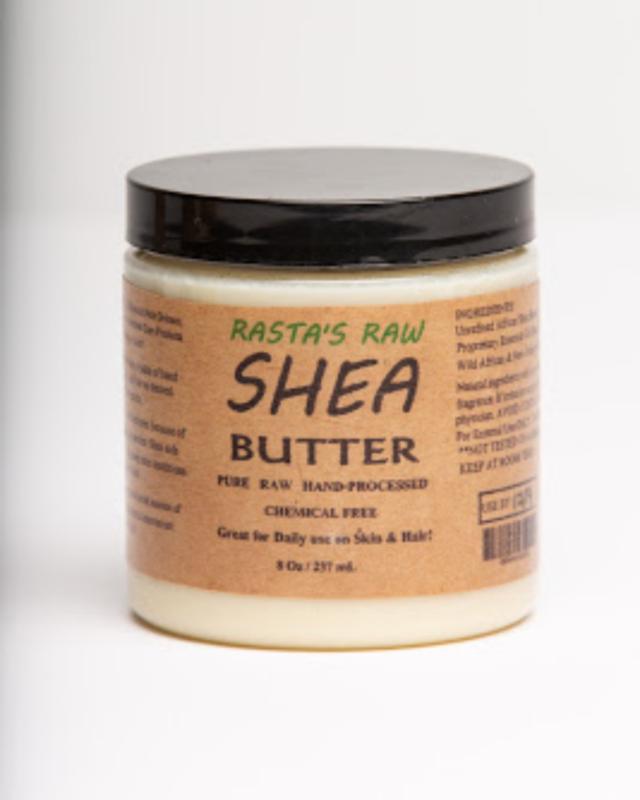 Rasta's Raw Afrikan Shea Butter