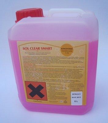 SOL CLEAR SMART 5L