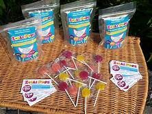 ZOLLIPOPS Sugarfree Variety Pouch