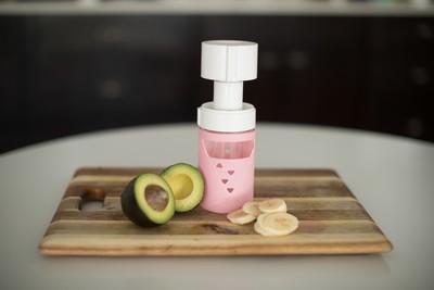 SANS 8 oz bottle-Baby food