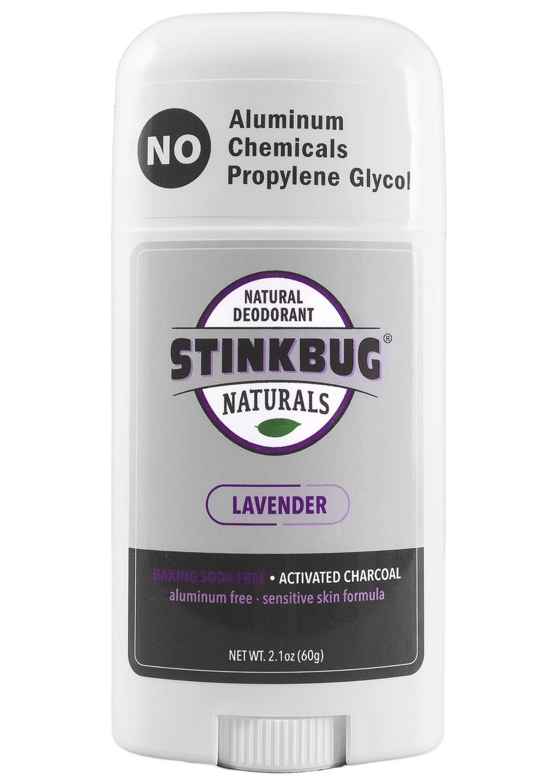 Stinkbug-Lavender Charcoal deodorant