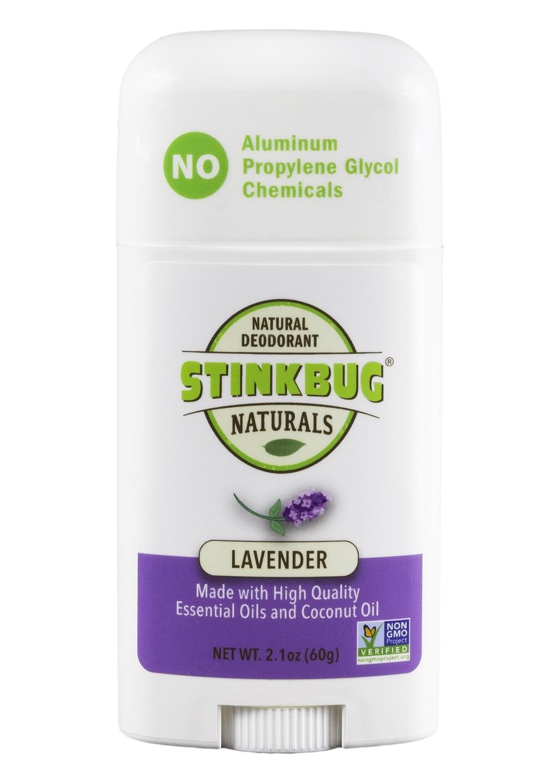 Stinkbug-Lavender Coconut Oil deodorant