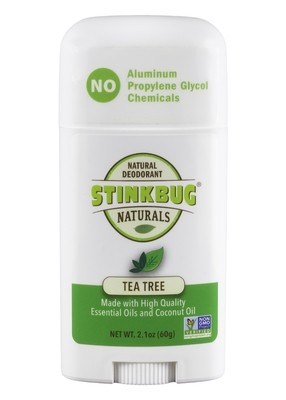 Stinkbug-Tea Tree Coconut Oil deodorant