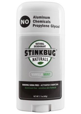 Stinkbug-Vanilla Mint Charcoal deodorant