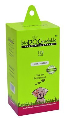 BioDOGradable Dog Bags 120