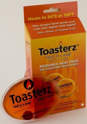 Toasterz Oval  heatpacks pr