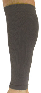 Calf performance brace with Carbonized bamboo TS101b