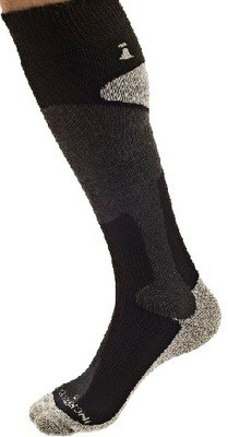 Winter Socks  Black,  10 - 12.5 M,   11 - 13.5 W