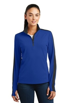 Women's Colorblock 1/4-Zip Pullover
