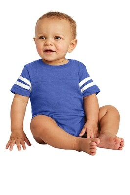 Infant Football Jersey Onesie